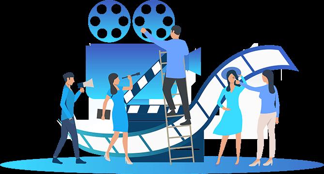 Kurs Filmowania i Montażu Video to inwestycja, która zwróci ci się już po sześciu godzinach spędzonych na filmowaniu pierwszego ślubu.