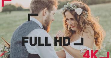 w jakiej rozdzielczości nagrywać filmy ślubne
