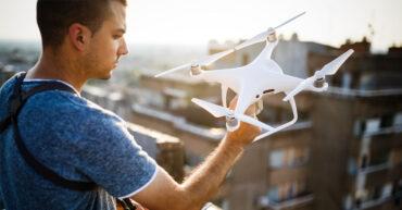 flyaway ucieczka drona